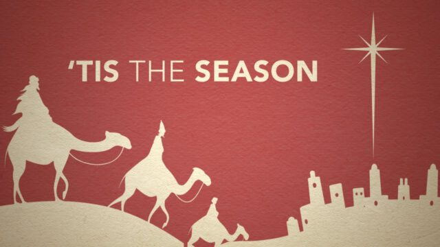 Dan Stevers – 'Tis the Season