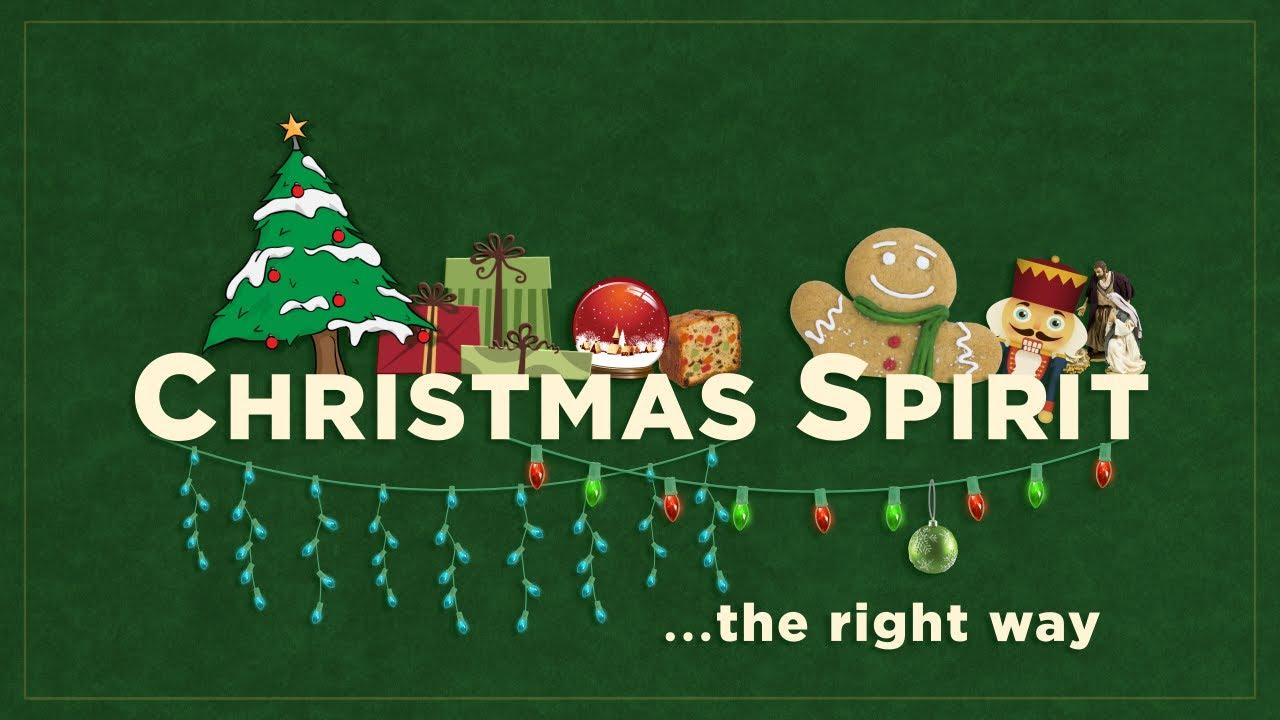 Dan Stevers - Christmas Spirit (The Right Way)