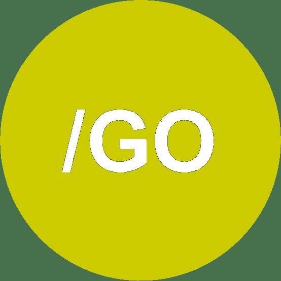 GU GO logo