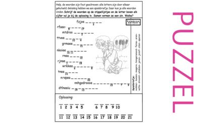 Puzzel – Genesis 39, 40, 41, 42, 43, 44, 45, 46 – Jozef, gevangenis, farao, droom, broers, Jakob 11