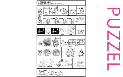 Puzzel – Exodus 10 – 10 plagen, duisternis 1
