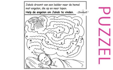 puzzel genesis 28 jakob droom bethel 4 opkijken nl
