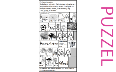 Puzzel – Rechters 11, 12, 1 Samuël 12, Hebreeën 11 – Richteren, Jefta 2