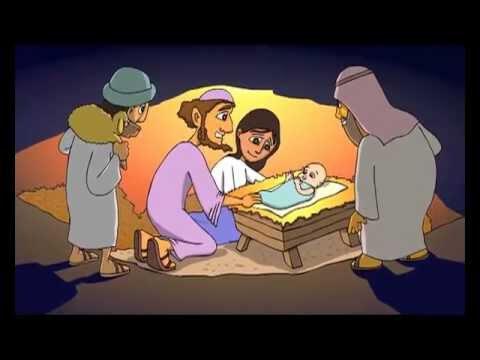 Het kerstverhaal voor kinderen