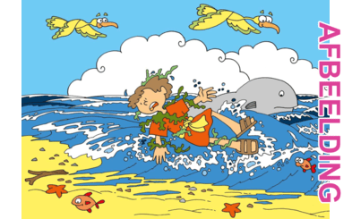 Bijbelse afbeeldingen en kleurplaten – Jona 2, Matteüs 12, Lucas 11 – Jona gered, vis, bekering, teken van Jona
