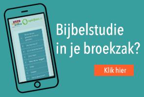 Bijbelstudie WegWijs beschikbaar als webapp!