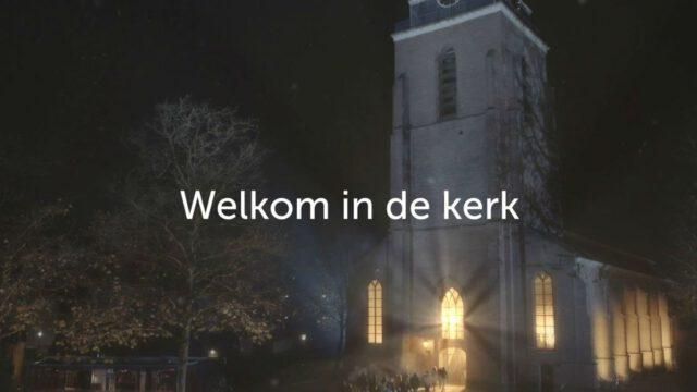 Wie je ook bent, welkom in de kerk…