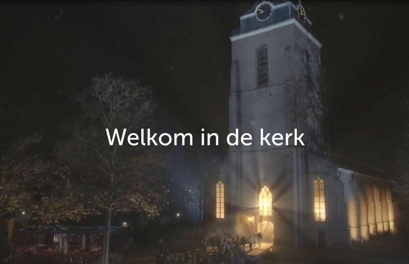 Wie je ook bent, welkom in de kerk...