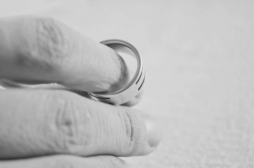 Als je (niet) gescheiden bent