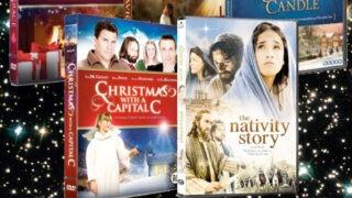 Kerst dvd's