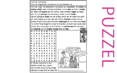 Puzzel – Hosea 7 – verraad, moord, haat, ontrouw aan God