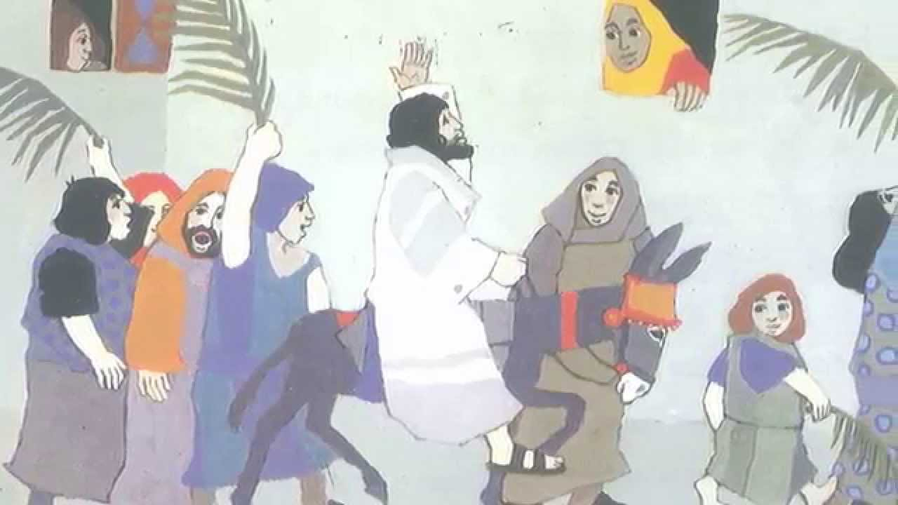 Het Paasverhaal voor kinderen (filmpje)