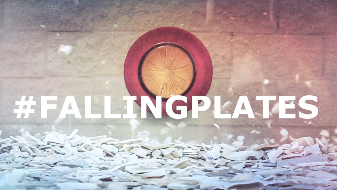 Falling Plates (video)