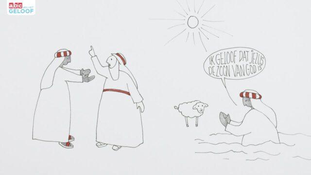 De doop uitgelegd voor kinderen