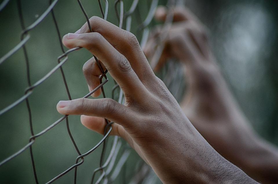 Ik was in de gevangenis, maar Hij was bij mij!