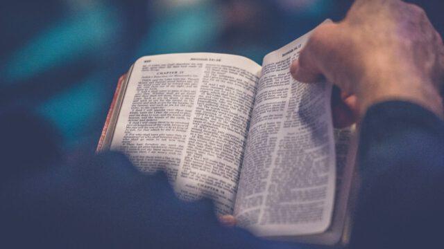 Trouw aan bijbel en kerk 1