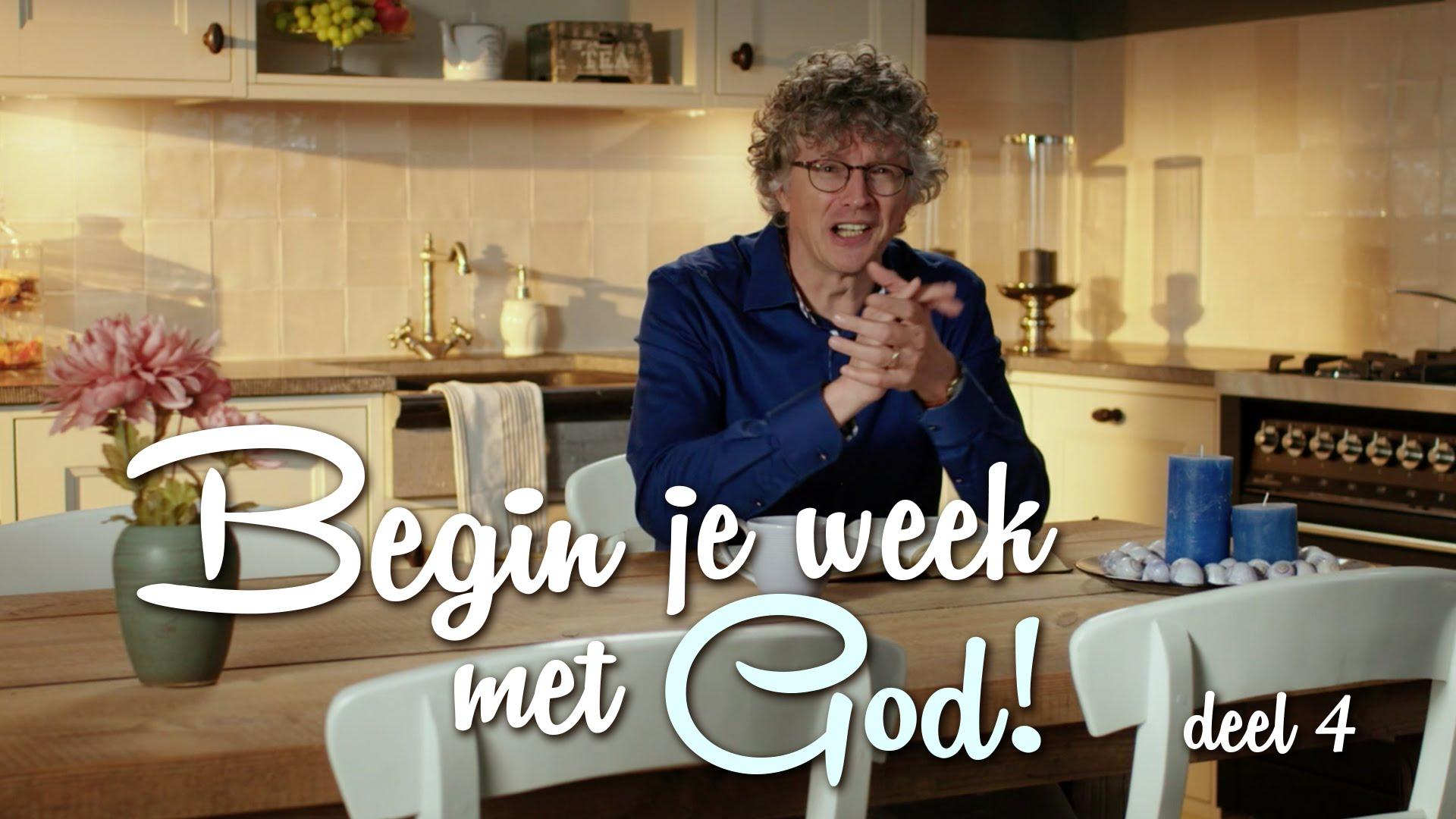Begin je week met God! – 'Opstanding'