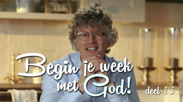 Begin je week met God! – 'Keurslijf'