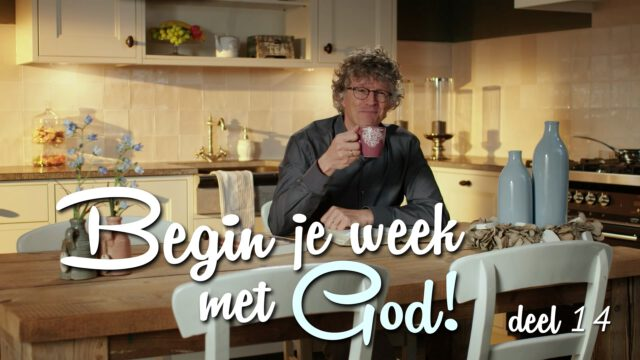 Begin je week met God! – 'God leidt jou'