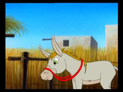 Stille nacht- kerstverhaal in animatie