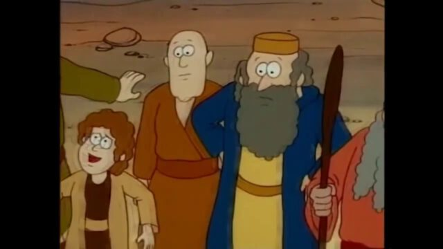De wet van Mozes