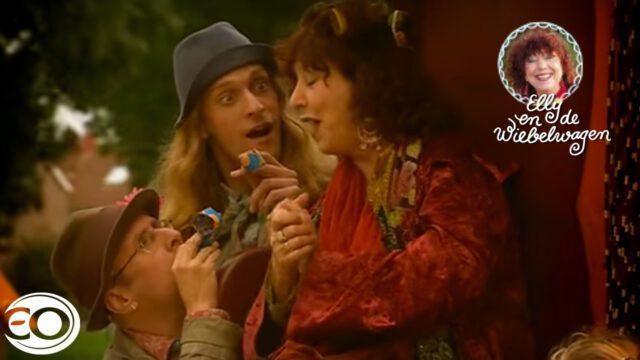 Elly en de Wiebelwagen – Verhaal: feest!