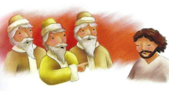 Het paasverhaal