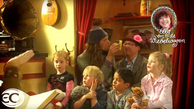 Elly en de Wiebelwagen – Verhaal: mooi karweitje