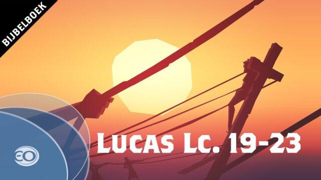 Het Bijbel Project | Jezus' dood | Lucas 19-23 |