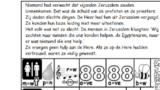 Puzzel – Klaagliederen 4 – Jeremia: profeten, priesters en volk slecht