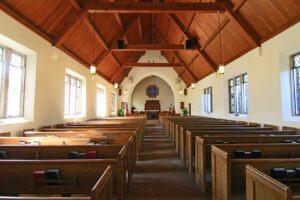 Blinden en slechtzienden in de kerk