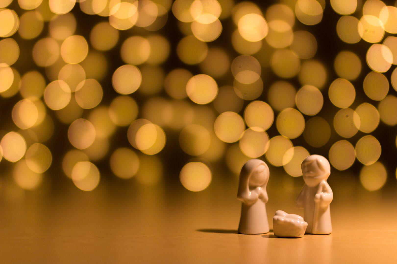 Frisse kijk op het kerstverhaal door Opkijken
