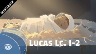 Het Bijbel Project   De geboorte van Jezus   Lucas 1 & 2