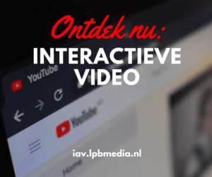 Interactieve video gaat van start in de kerk