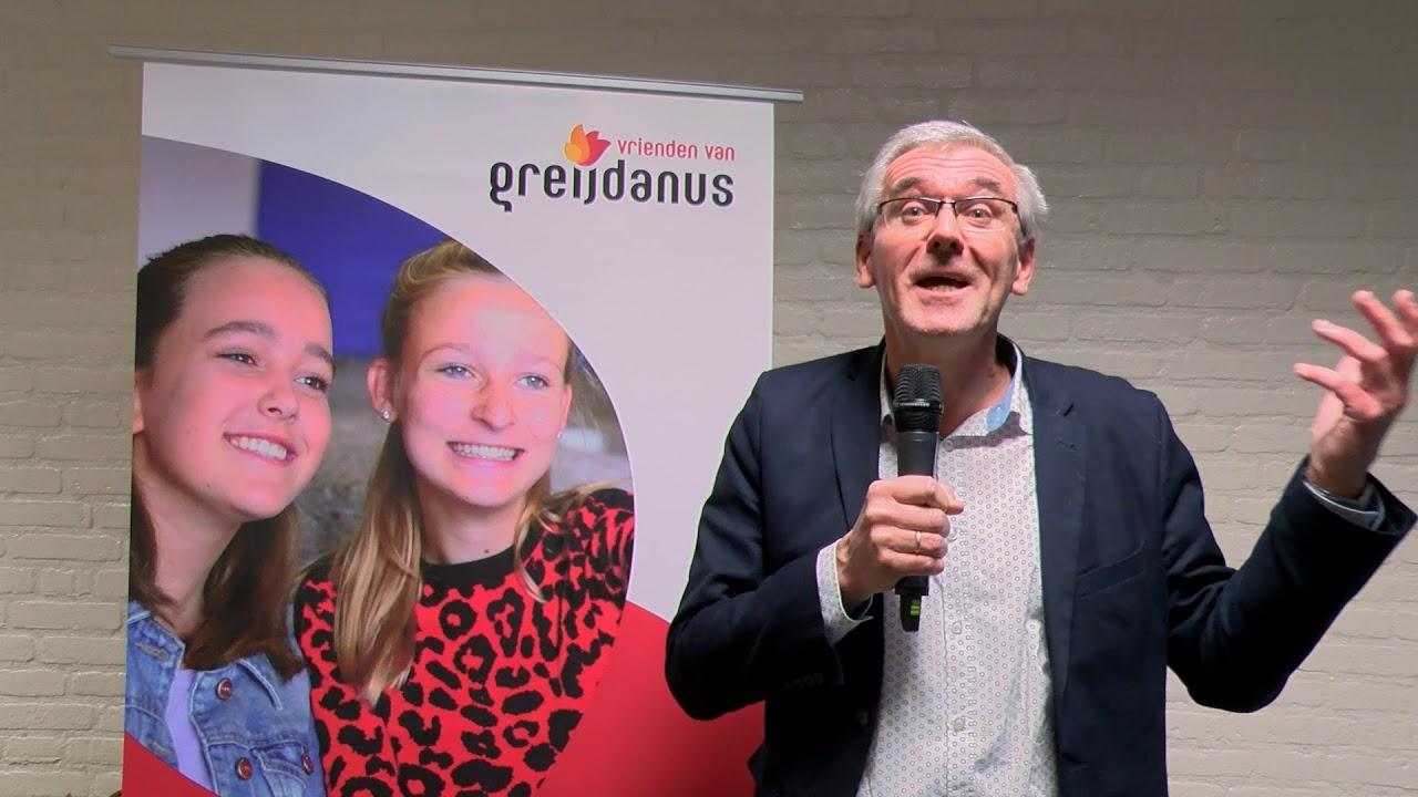 Greijdanus Symposium Samenwerken in geloofsgroei
