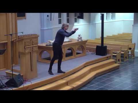 Echte vrijheid - toespraak ds. G. Hutten