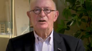Bert Woudstra, overlevende van WO II