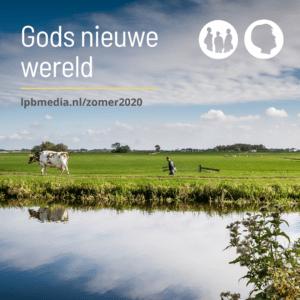 Kerkdiensten in open lucht, meditaties en dossier
